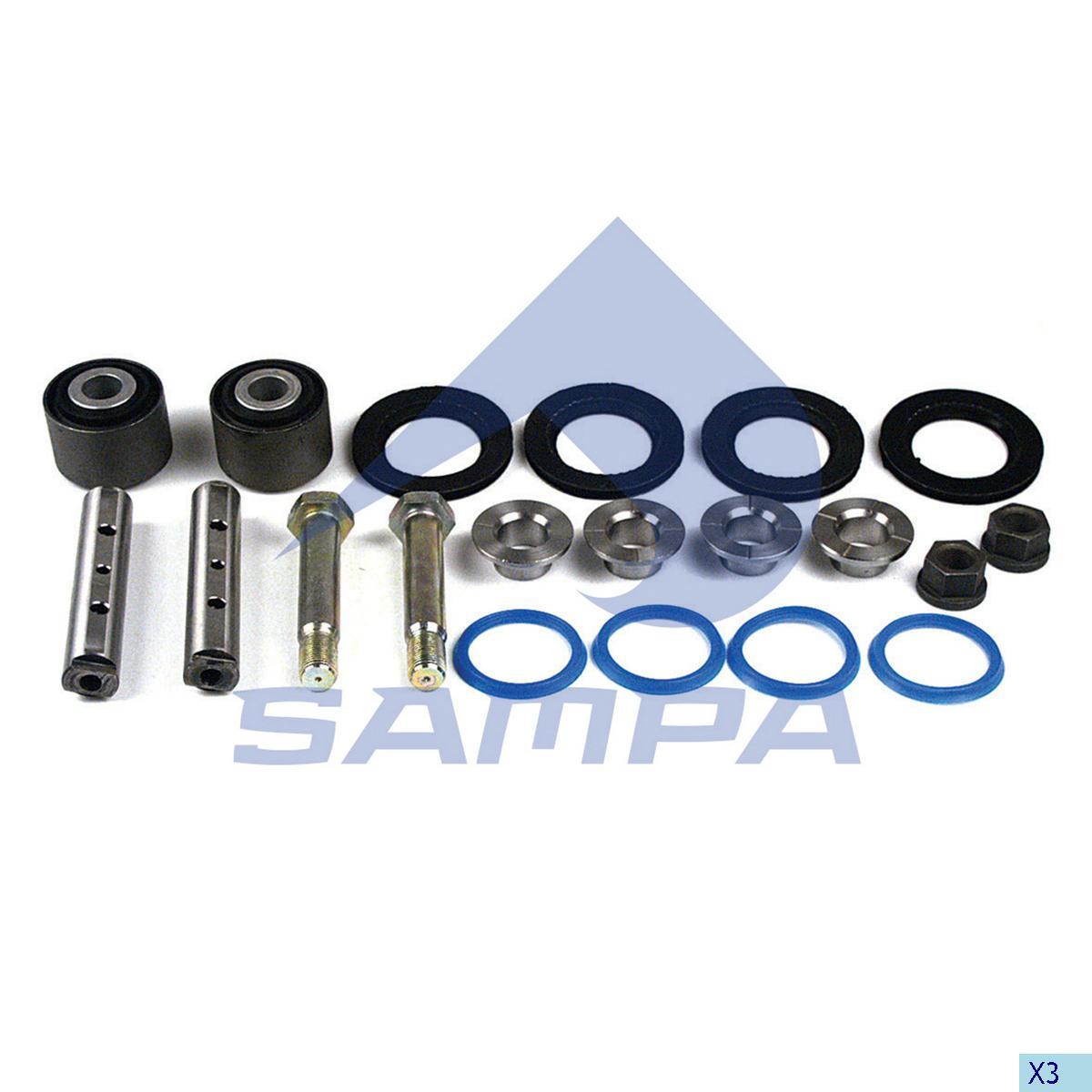 Repair Kit, Cab, Daf, Cab