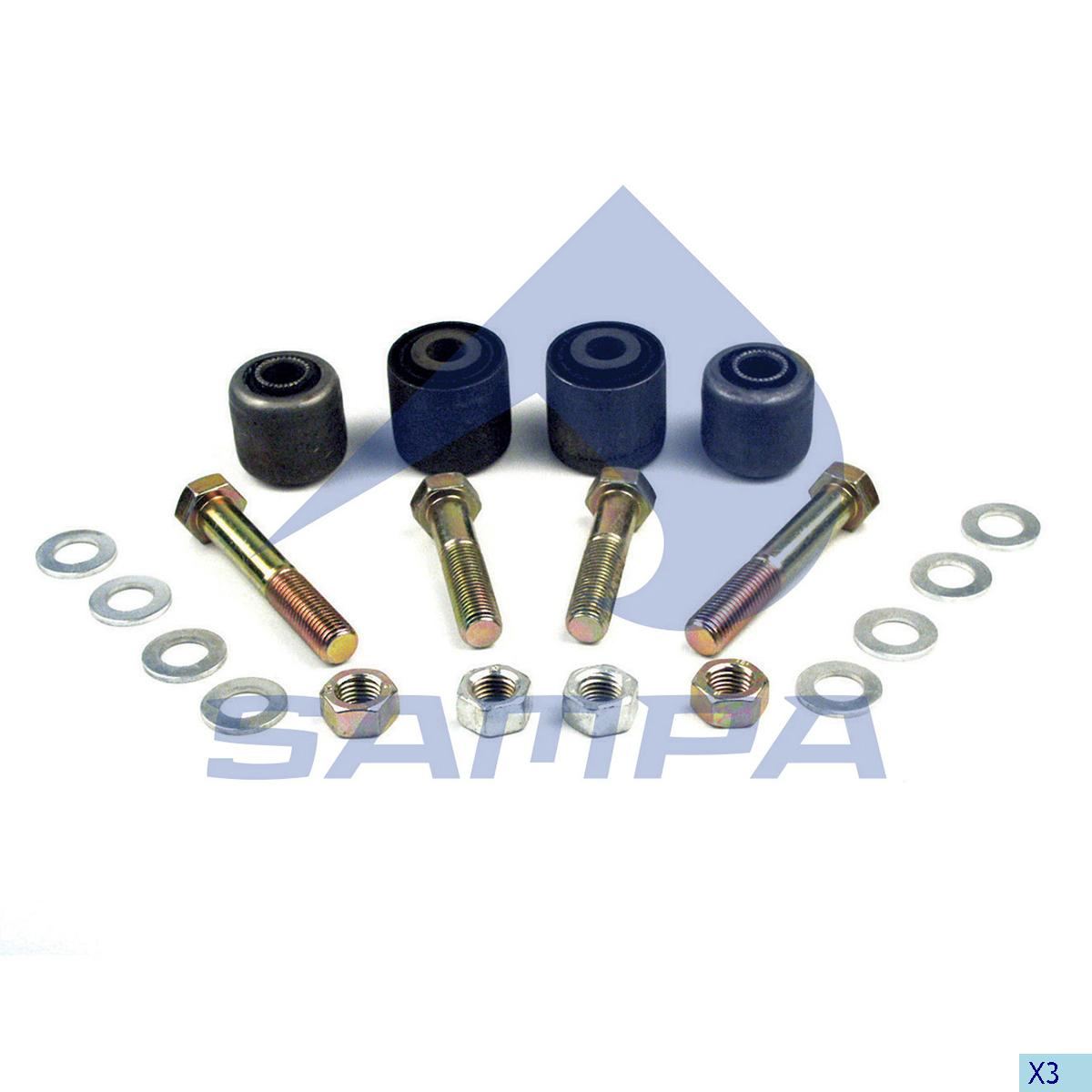 Repair Kit, Stabilizer Bar, Daf, Suspension