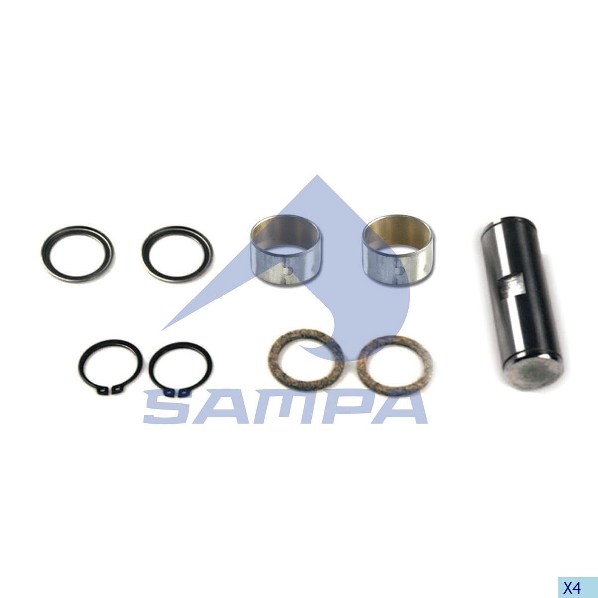 Repair Kit, Brake Shoe, Daf, Brake