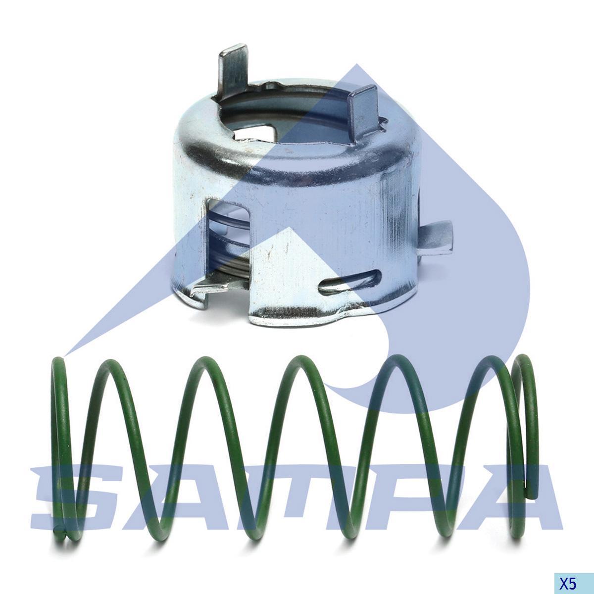 Repair Kit, Brake Adjuster, Daf, Brake
