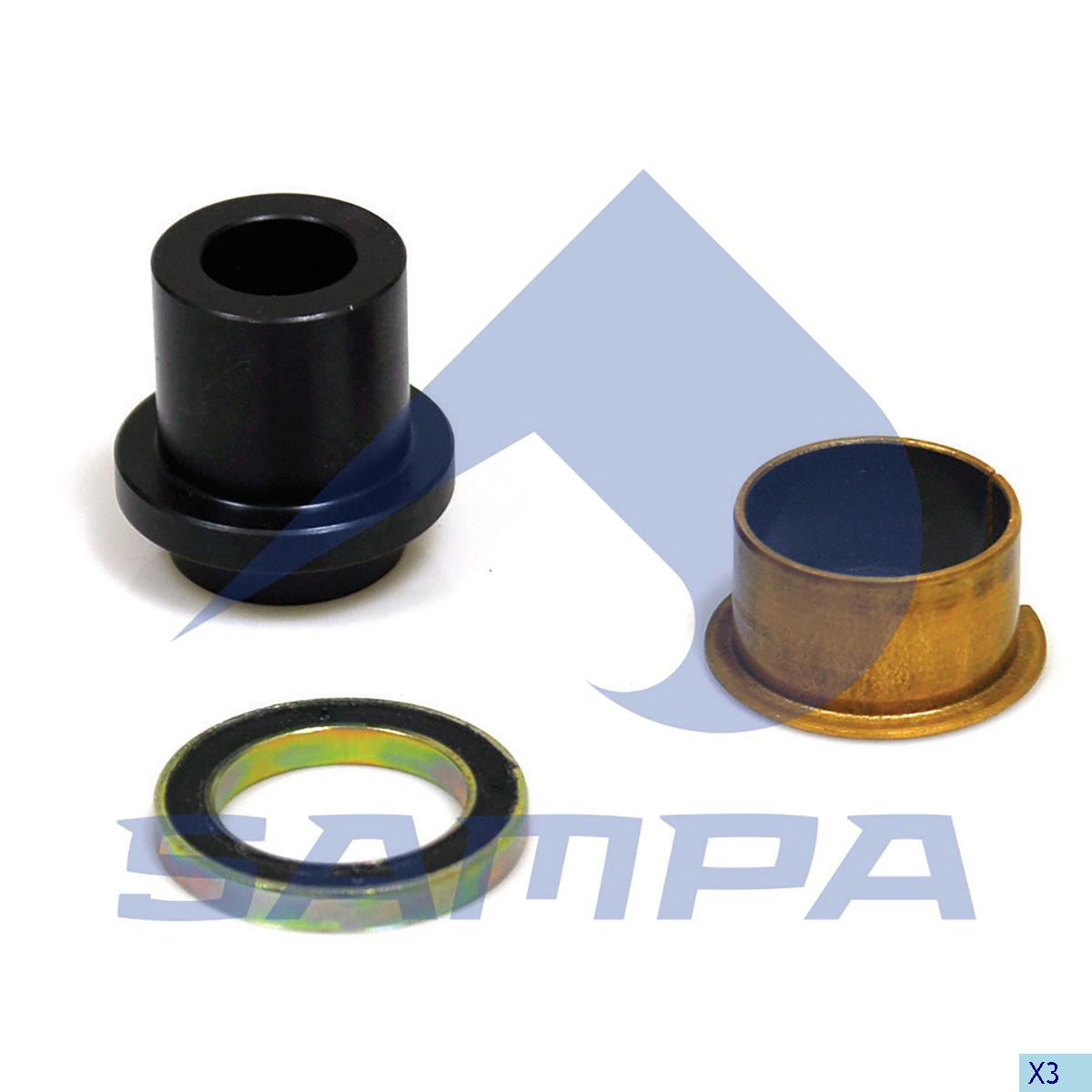Repair Kit, Spring, Daf, Suspension