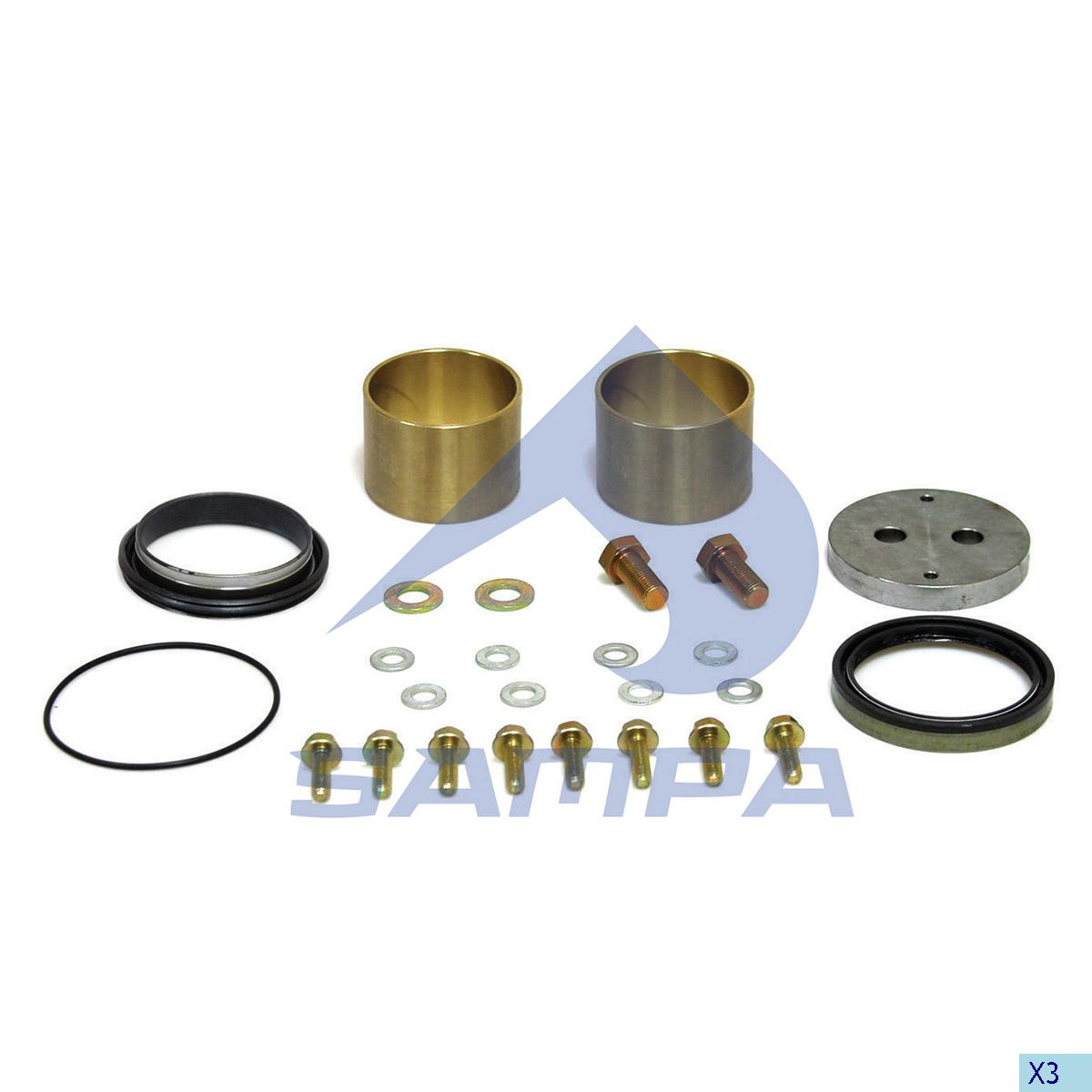 Repair Kit, Bogie Suspension, Daf, Suspension