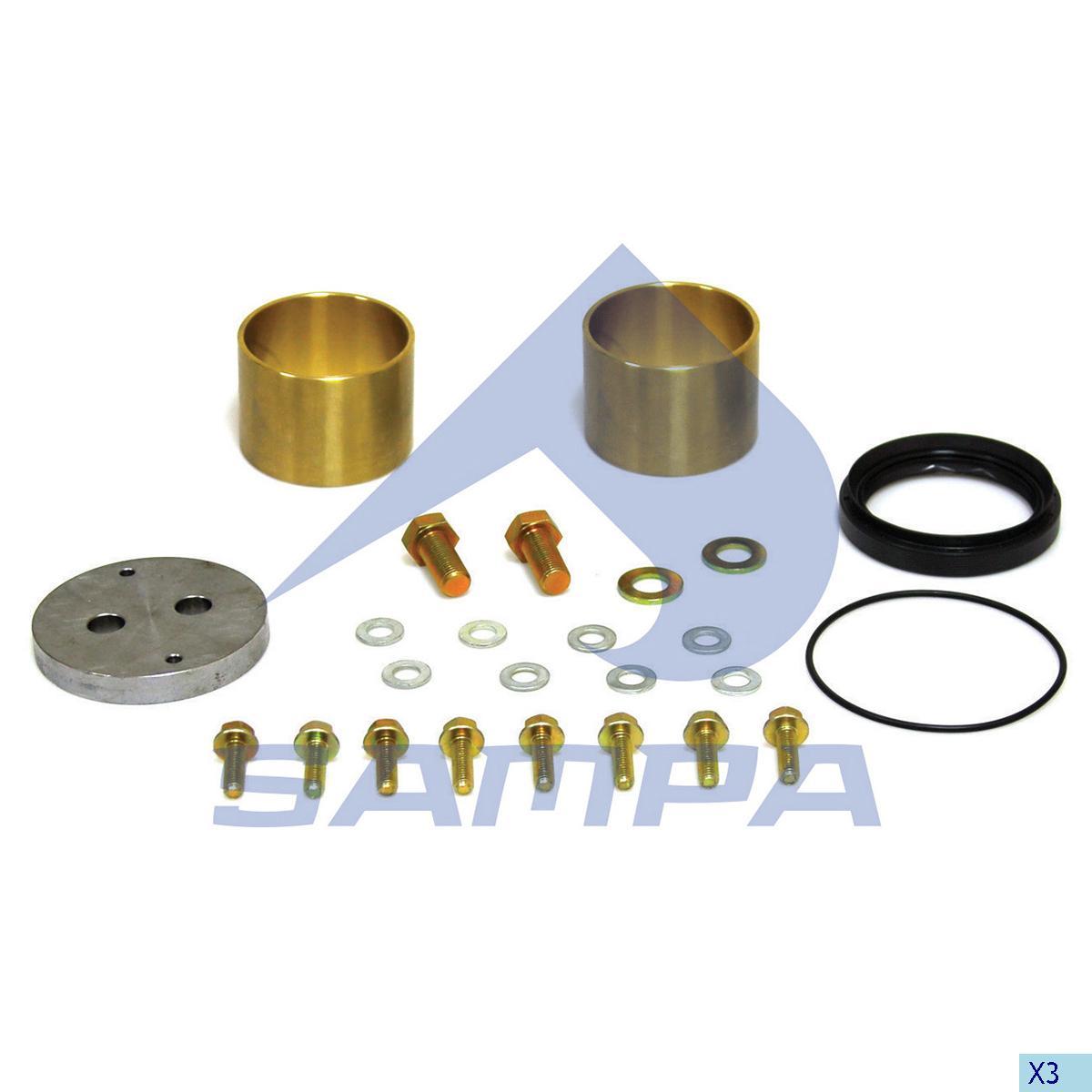 Repair Kit, Bogie Suspension, Daf, Suspension