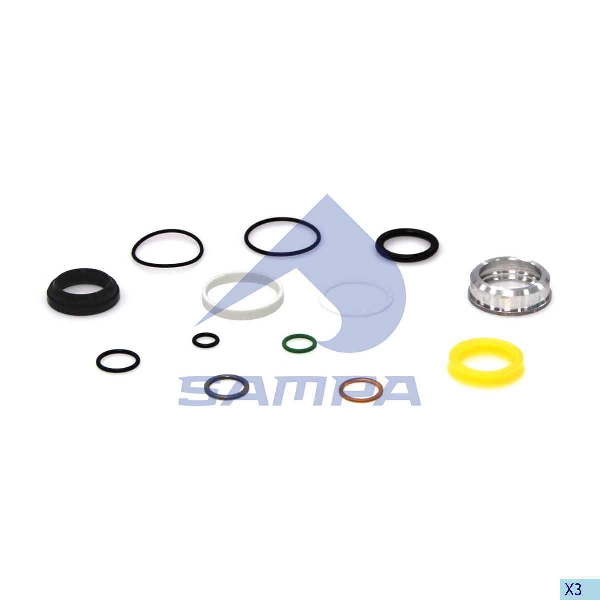 Repair Kit, Cab Tilt, Daf, Cab