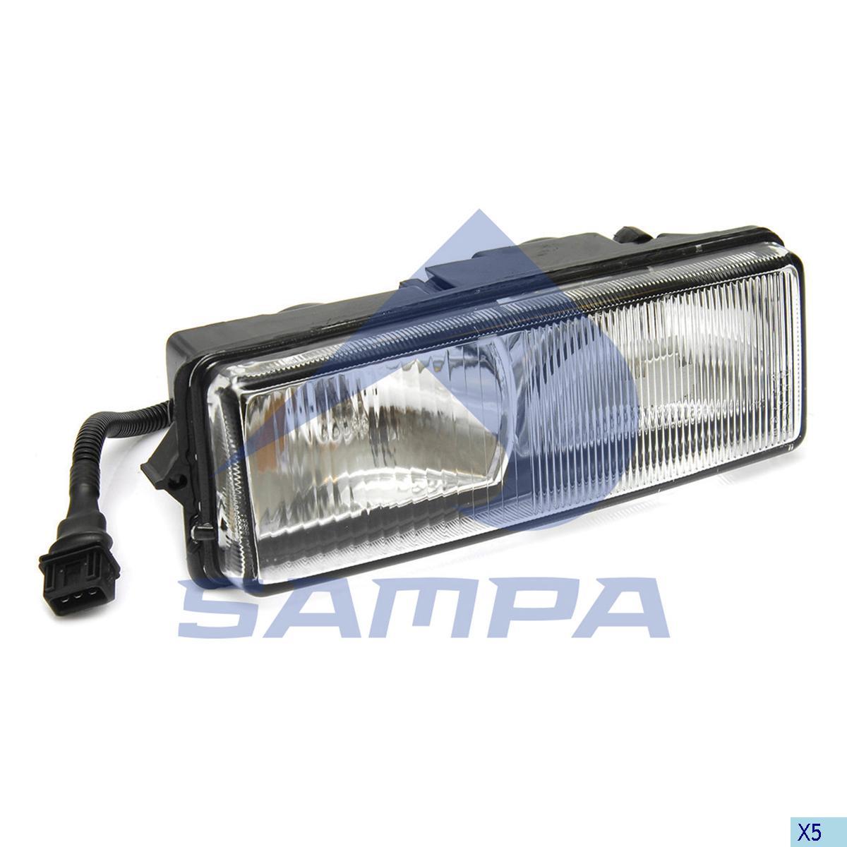 Fog Lamp, Daf, Electric System