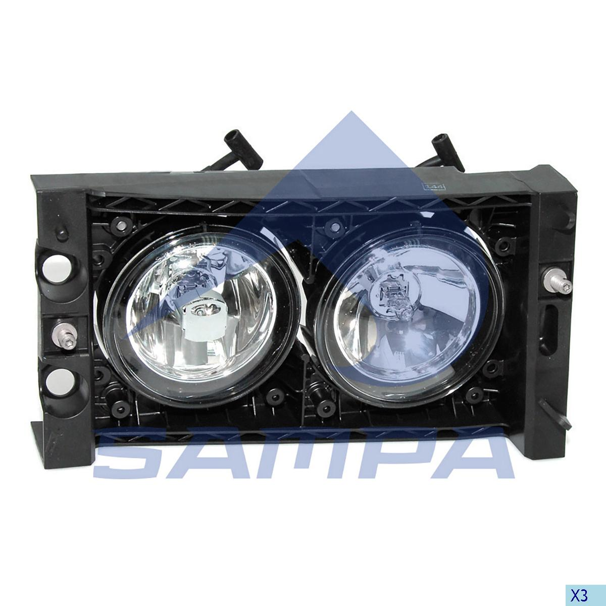 Fog Lamp, Daf, Electric System
