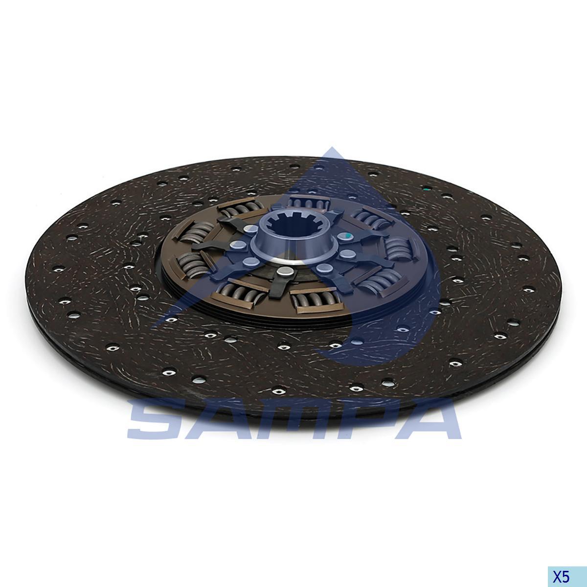 Clutch Disc, Daf, Clutch