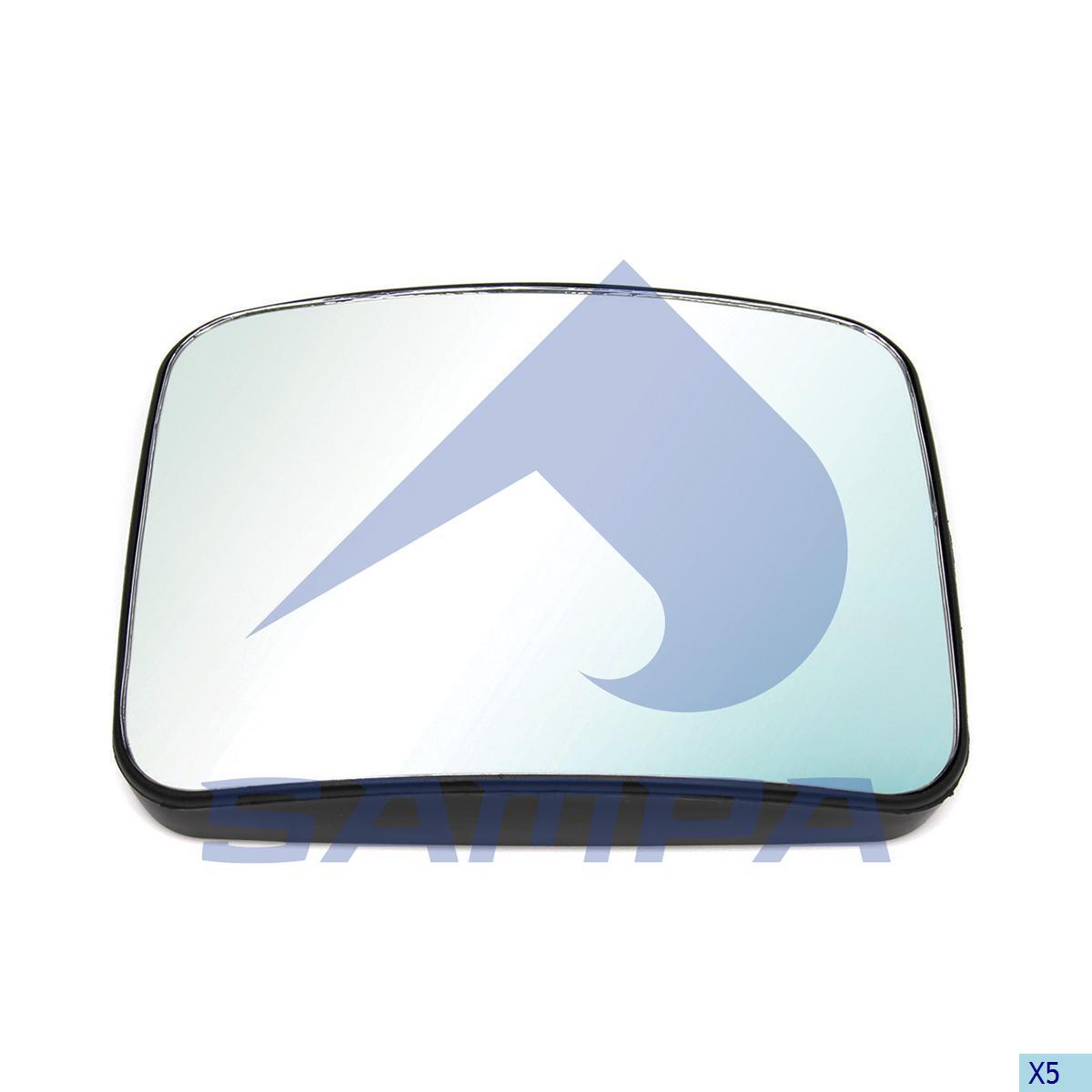 Mirror Glass, Daf, Cab