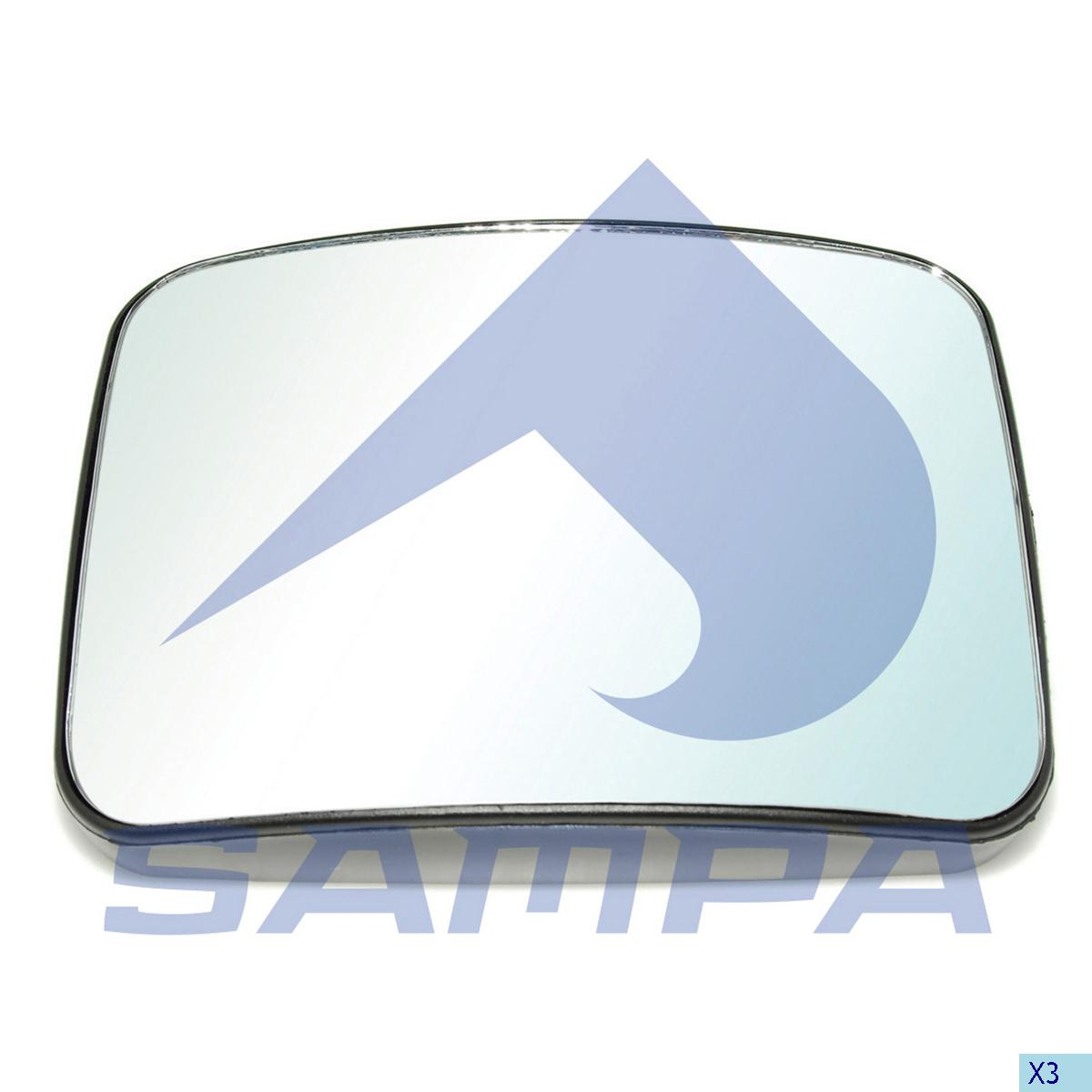 Mirror Glass, Daf, Cab