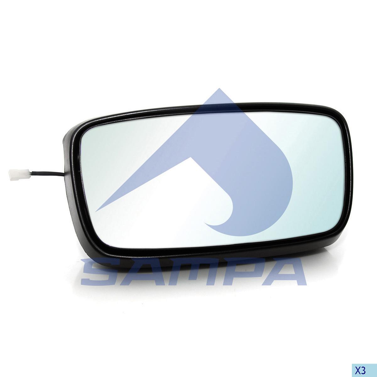 Mirror, Daf, Cab