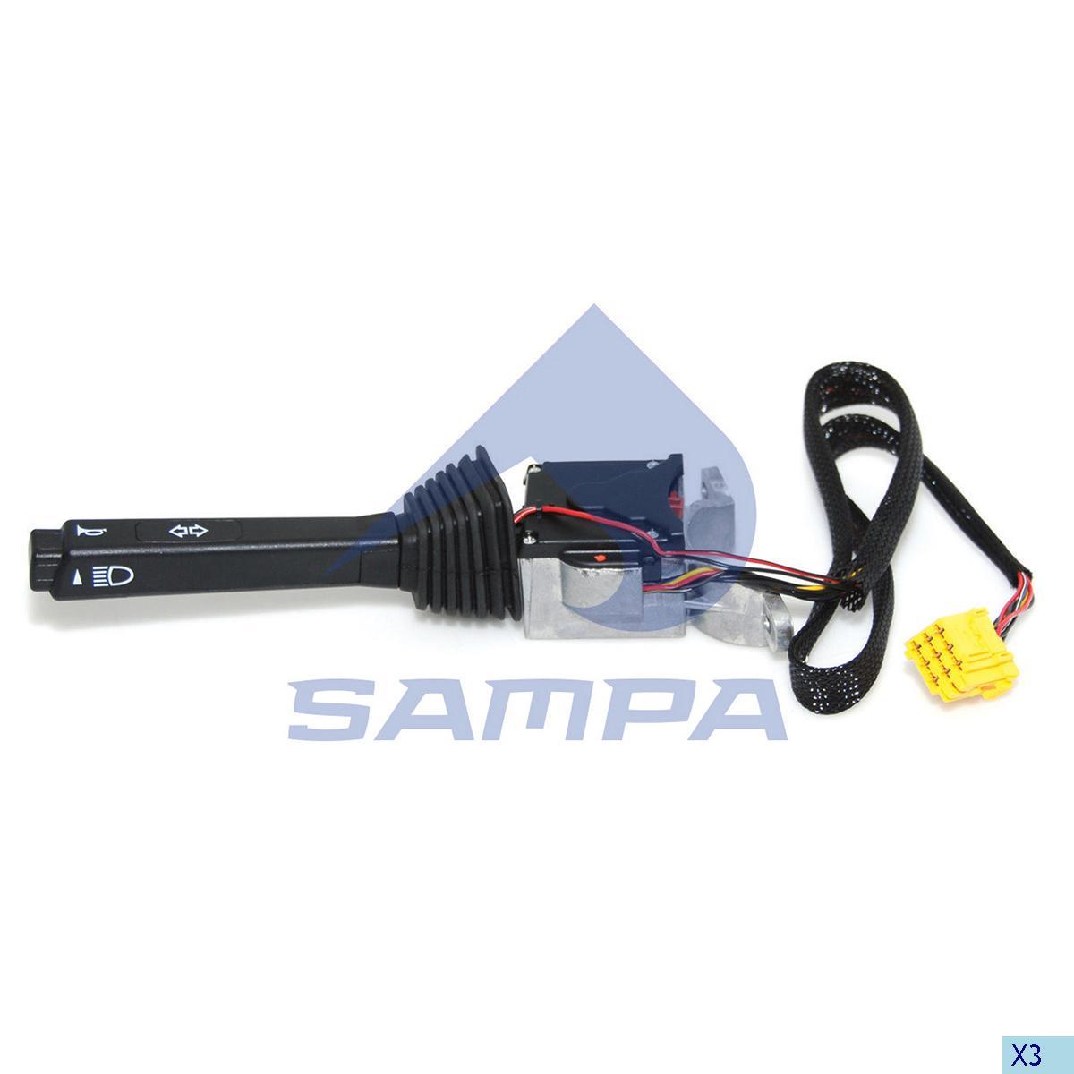 Signal Control Arm, Daf, Cab