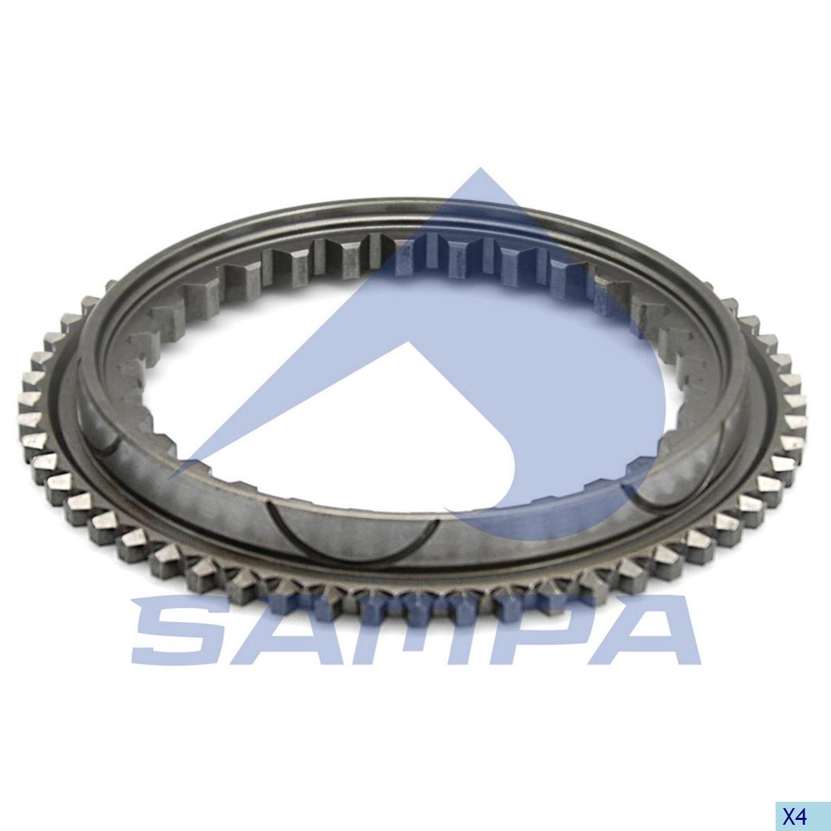 Synchronizing Ring, Main Shaft, Daf, Gear Box