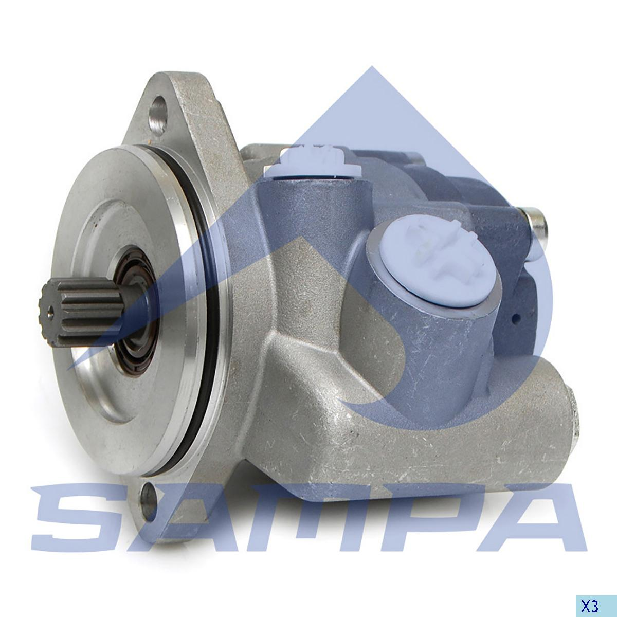 Steering Pump, Daf, Steering