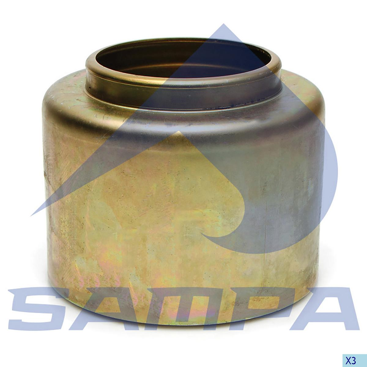 Piston, Air Spring, Daf, Suspension