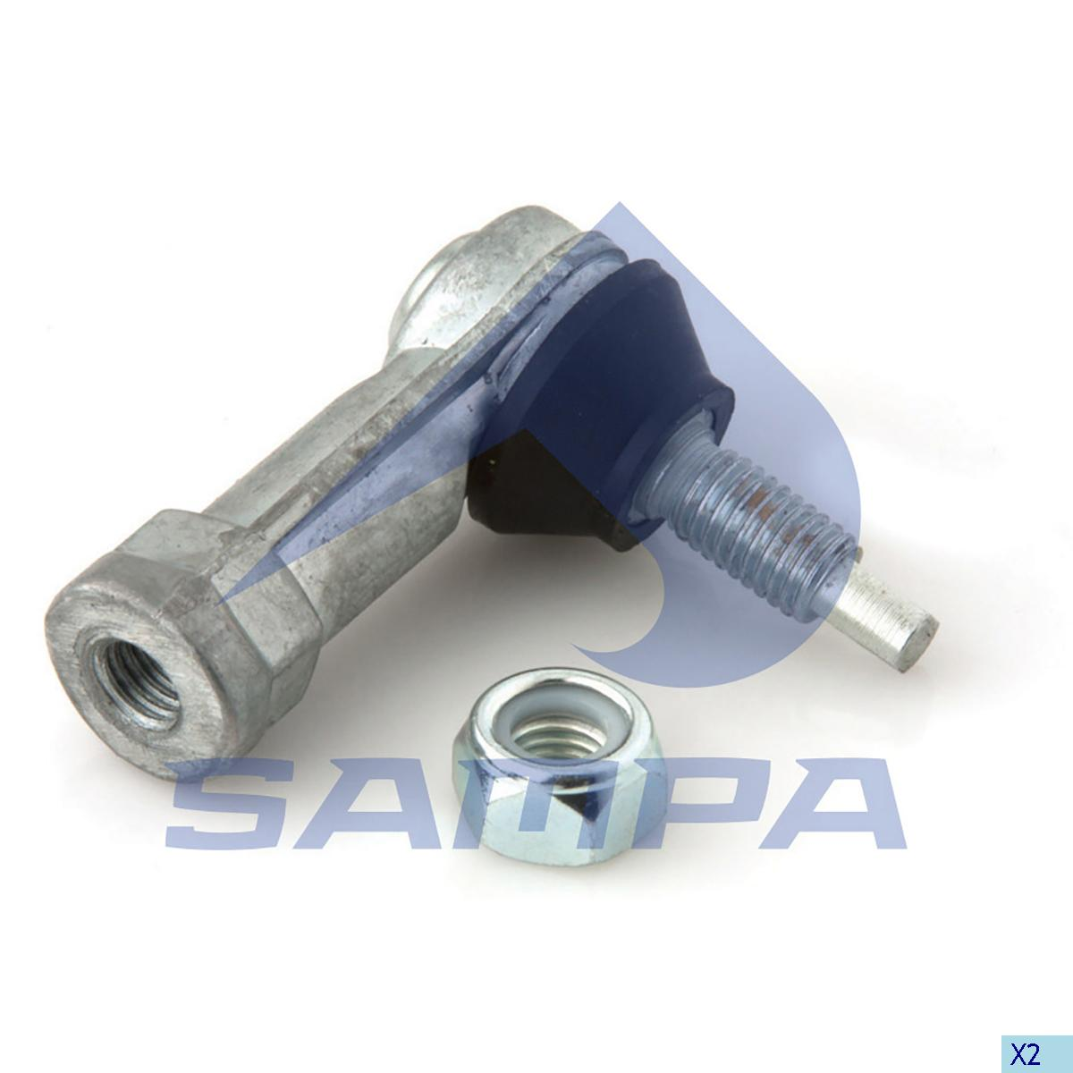 Ball Joint, Iveco, Steering