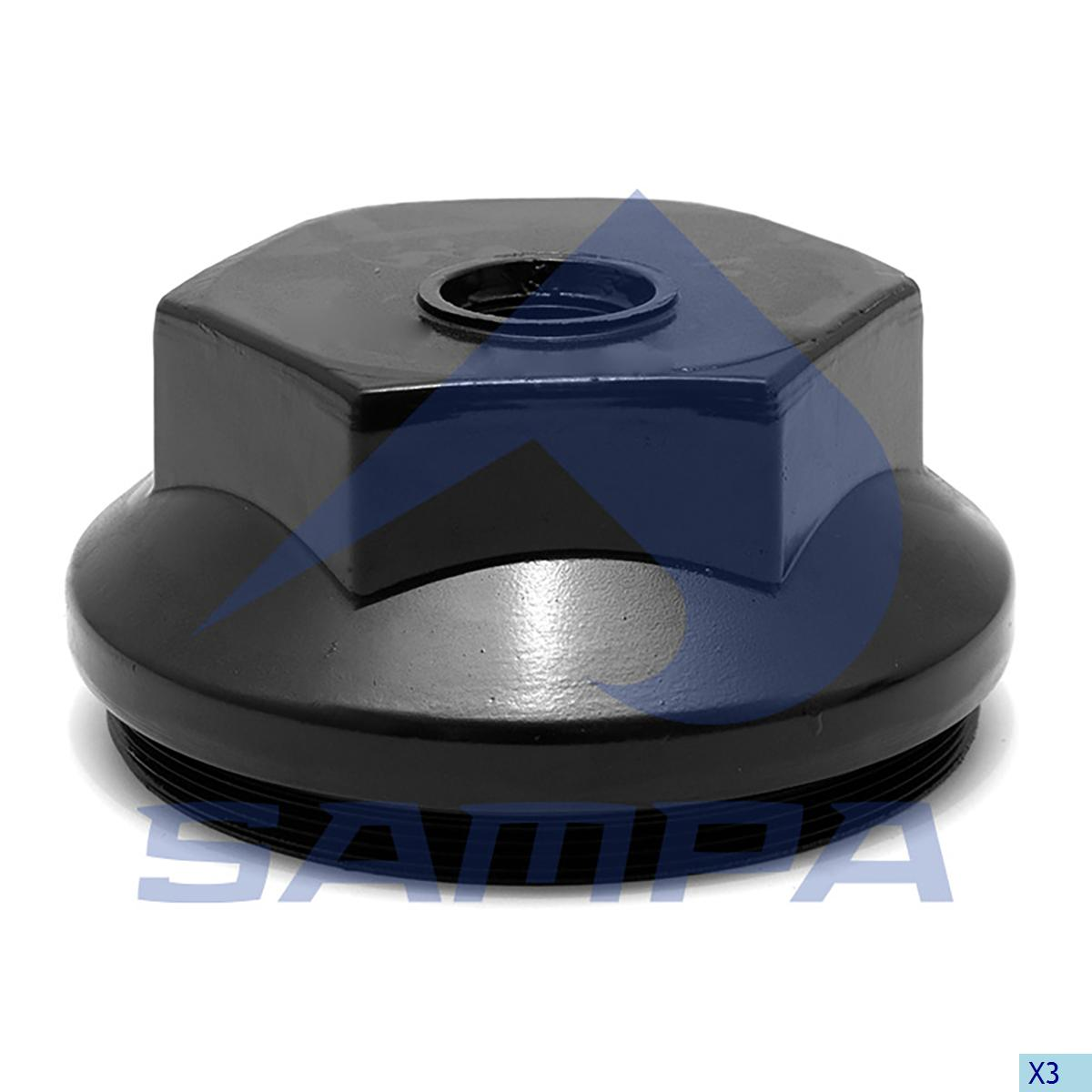 Hub Cap, Iveco, Power Unit