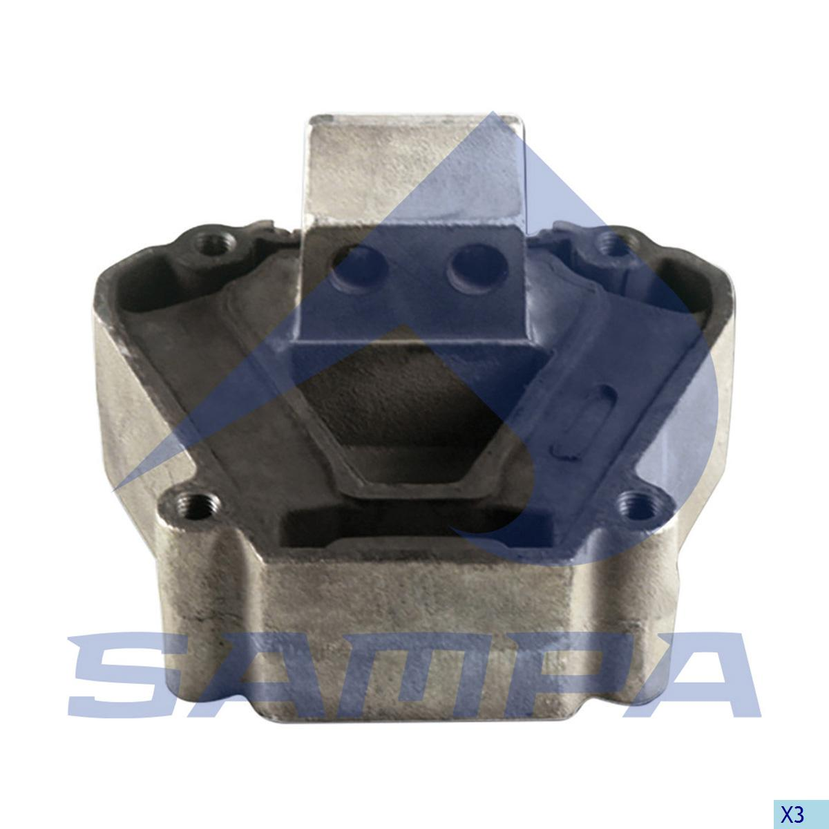 Mounting, Engine, Iveco, Engine