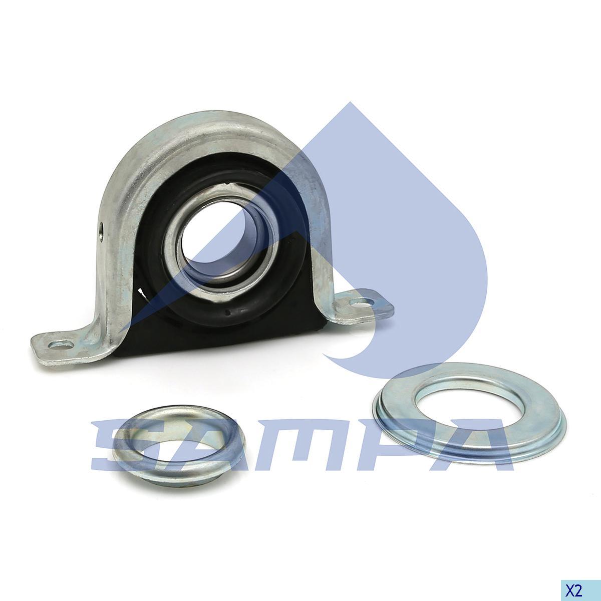 Propeller Shaft Bearing, Iveco, Propeller Shaft