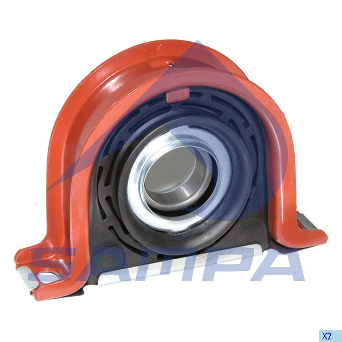 Propeller Shaft Bearing, Iveco, Propeller Shaft