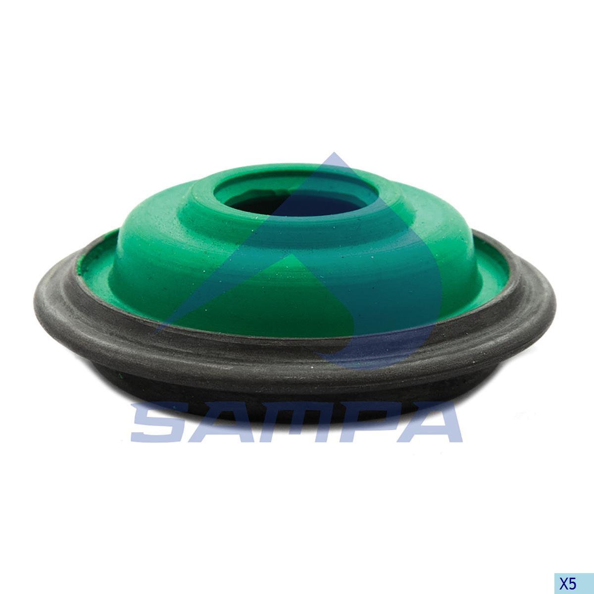 Dust Cover, Brake Adjuster, Iveco, Brake
