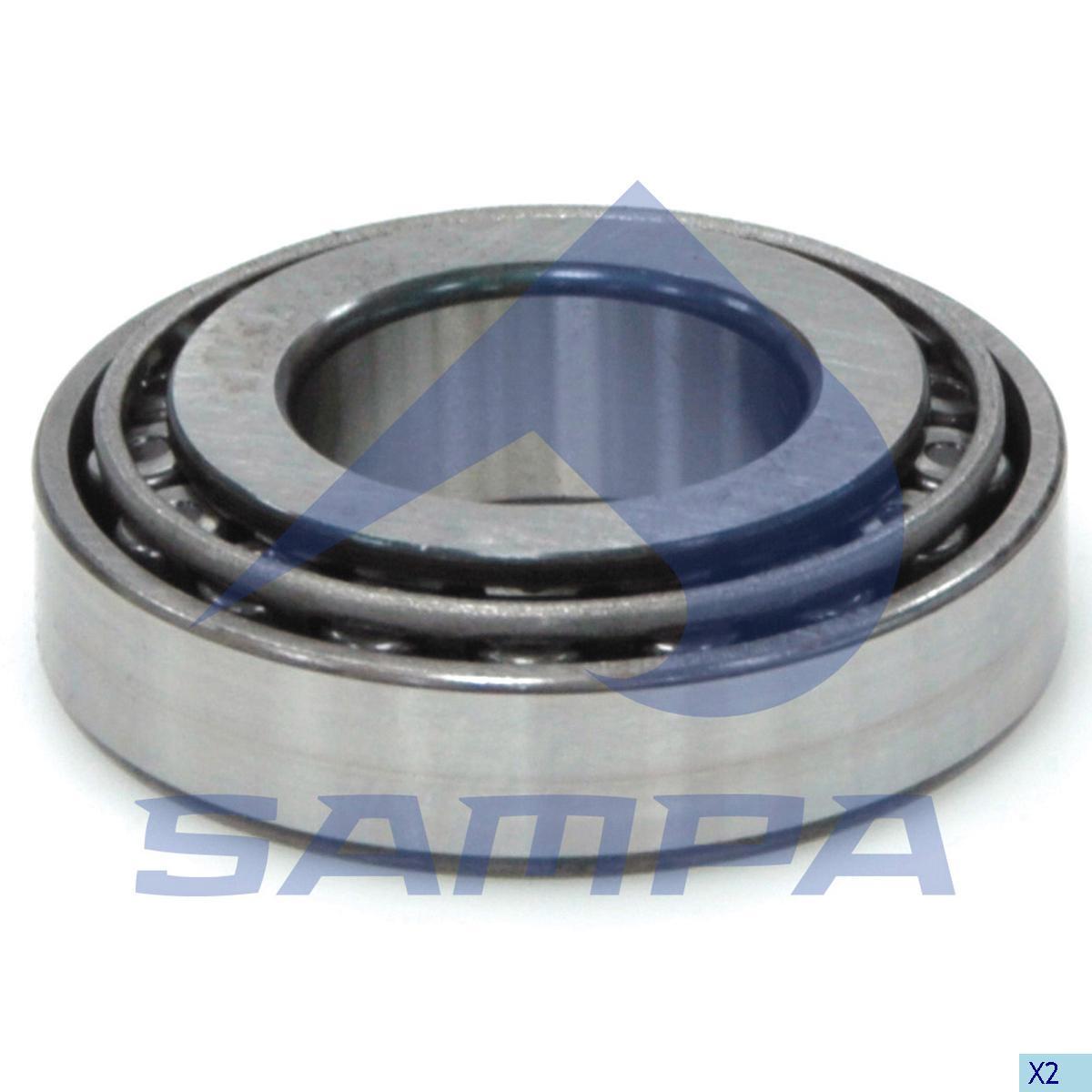 Bearing, Main Shaft, Iveco, Gear Box