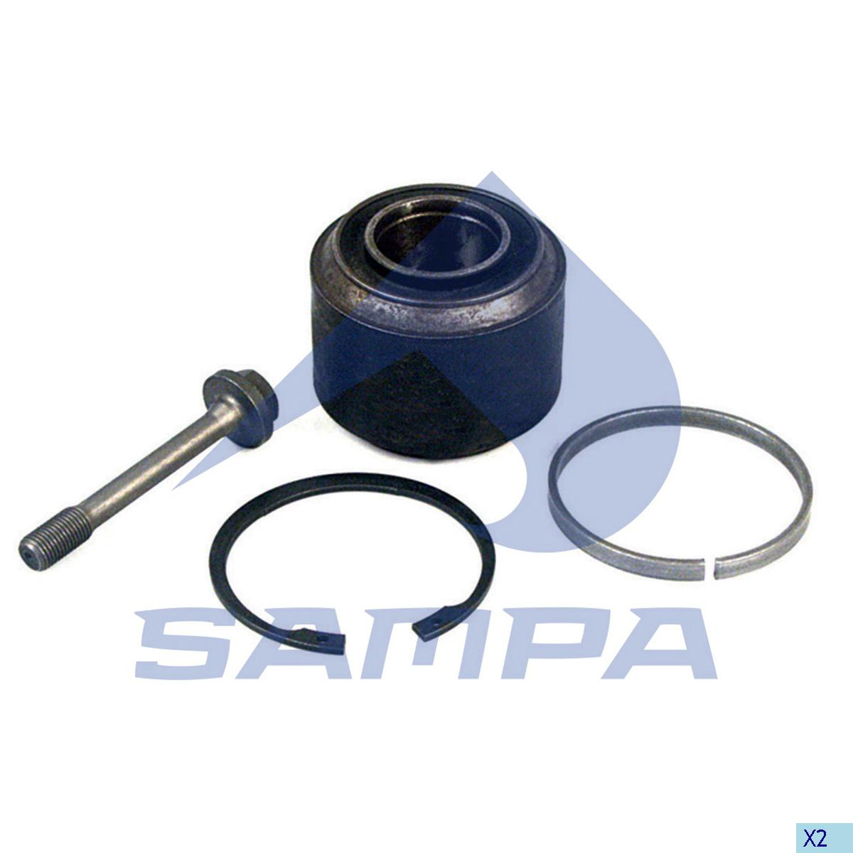 Repair Kit, Axle Rod, Iveco, Suspension