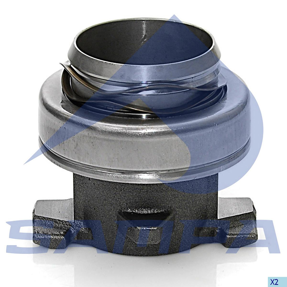 Clutch Release Bearing, Iveco, Clutch