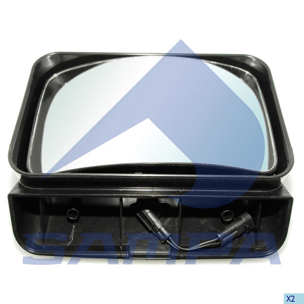 Mirror, Iveco, Cab