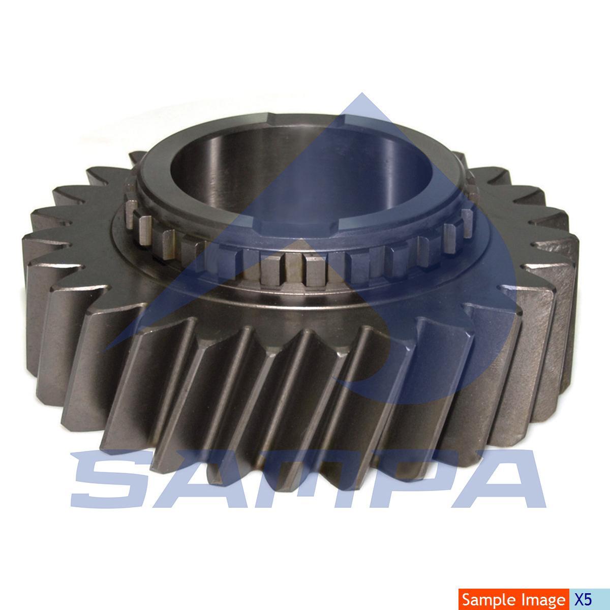 Gear, Main Shaft, Iveco, Gear Box