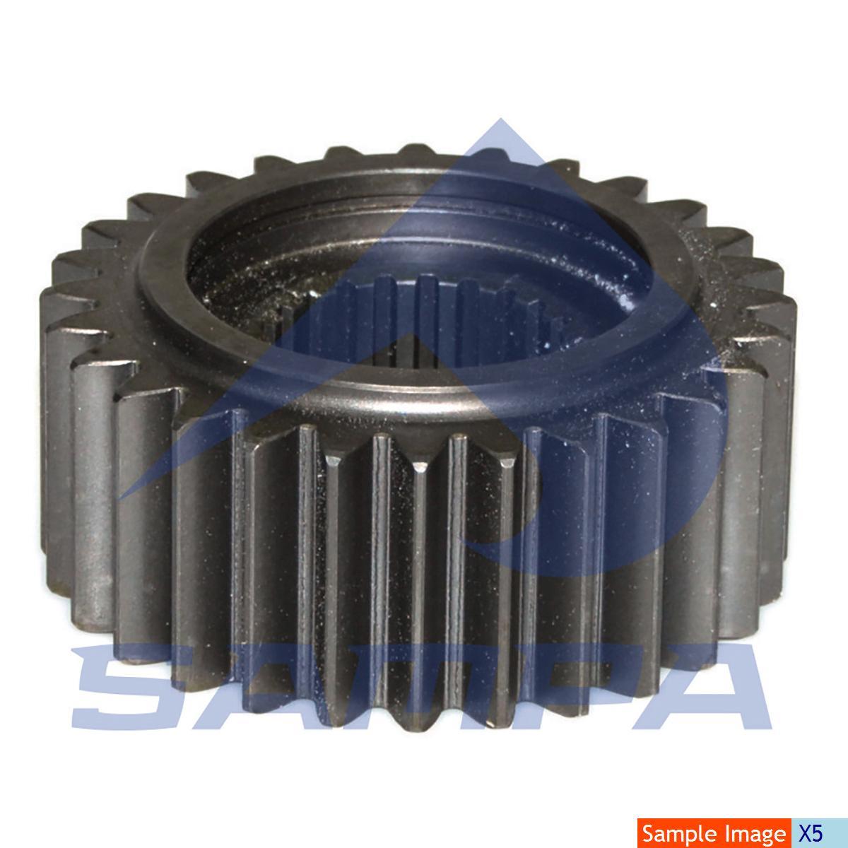Gear Set, Planetary Gear, Iveco, Gear Box
