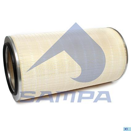 Air Filter Cartridge, Iveco, Engine