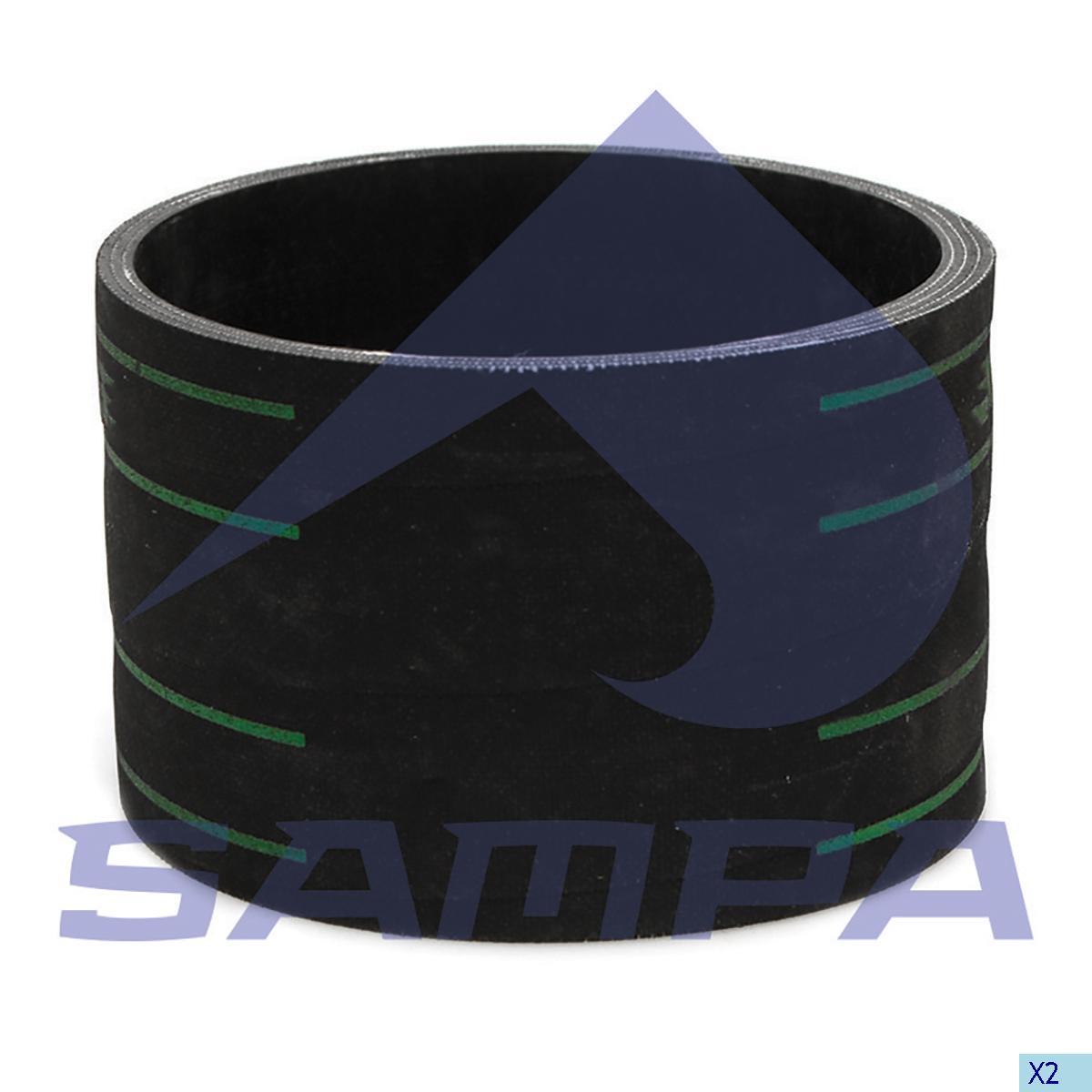 Hose, Air Filter, Iveco, Engine