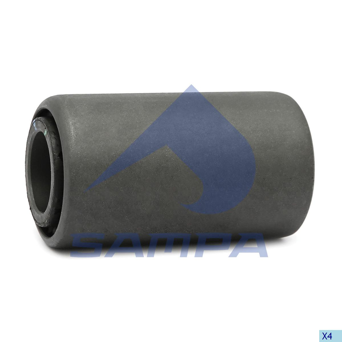 Rubber Bushing, Spring, Bergische, Suspension