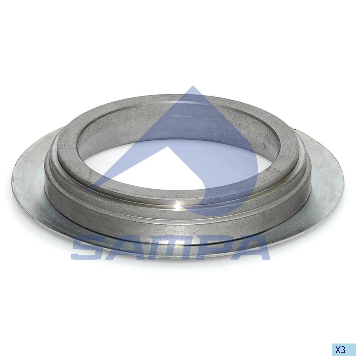 Thrust Ring, Wheel Hub, Bergische, Power Unit