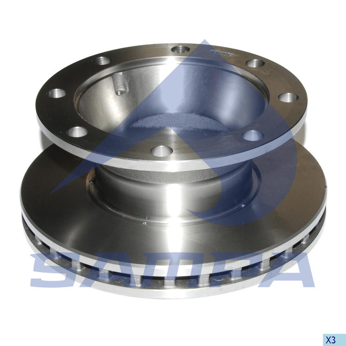 Brake Disc, Bergische, Brake