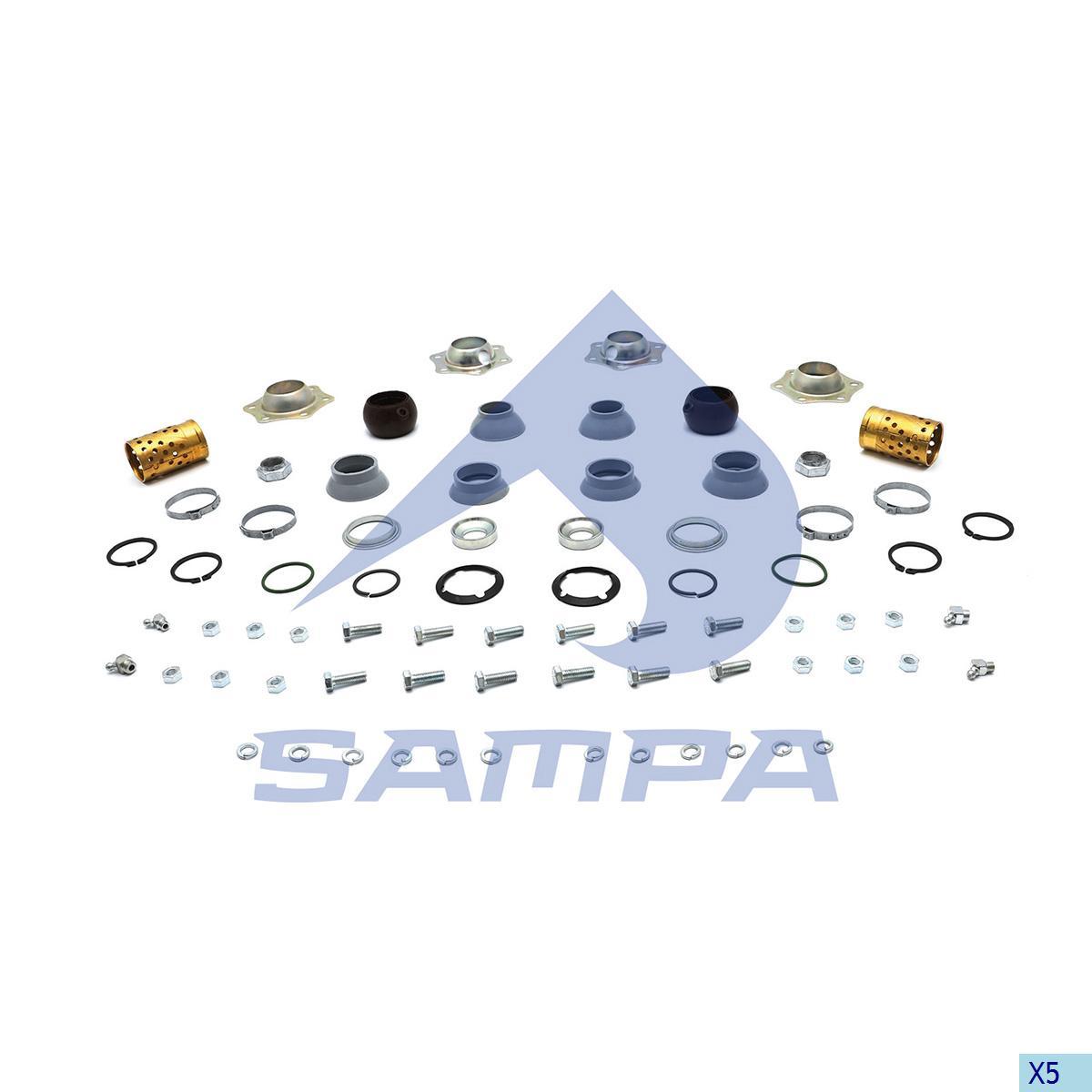Repair Kit, Brake Cam Shaft, Bergische, Brake