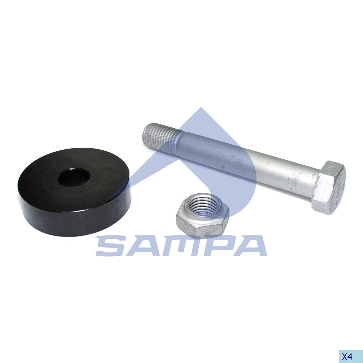 Repair Kit, Spring, Bergische, Suspension