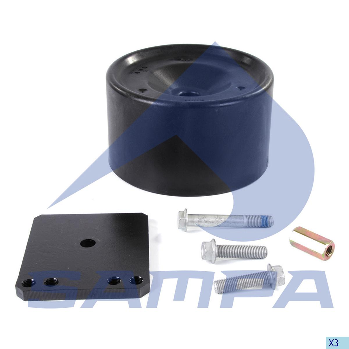 Repair Kit, Air Spring, Bergische, Suspension