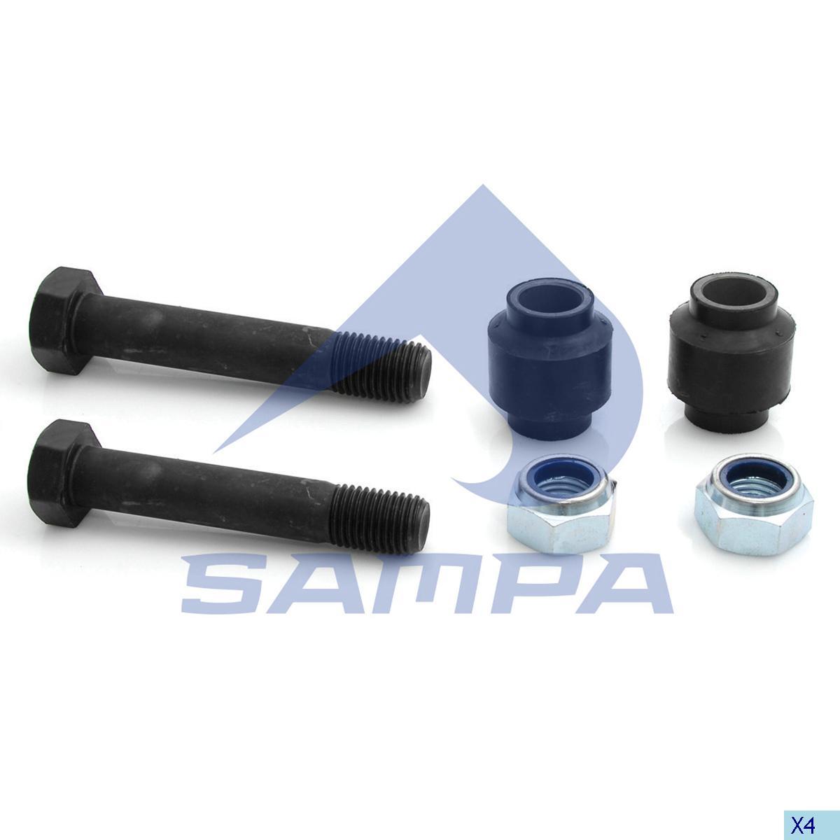 Repair Kit, Connecting Rod, Bergische, Suspension