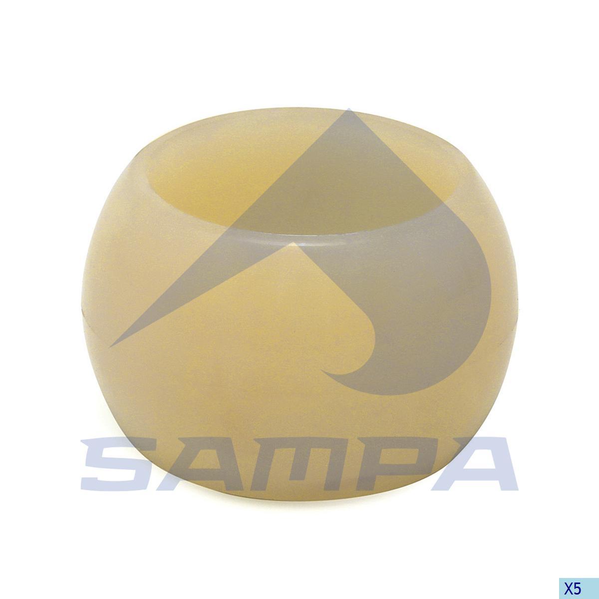 Spherical Bearing, Brake Cam Shaft, Sauer Achsen, Brake