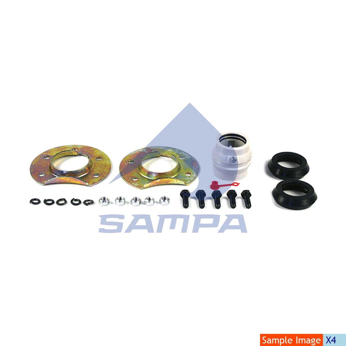 Repair Kit, Brake Cam Shaft, Sauer, Brake