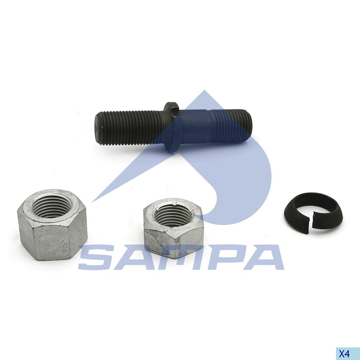 Repair Kit, Stud, Sauer, Power Unit