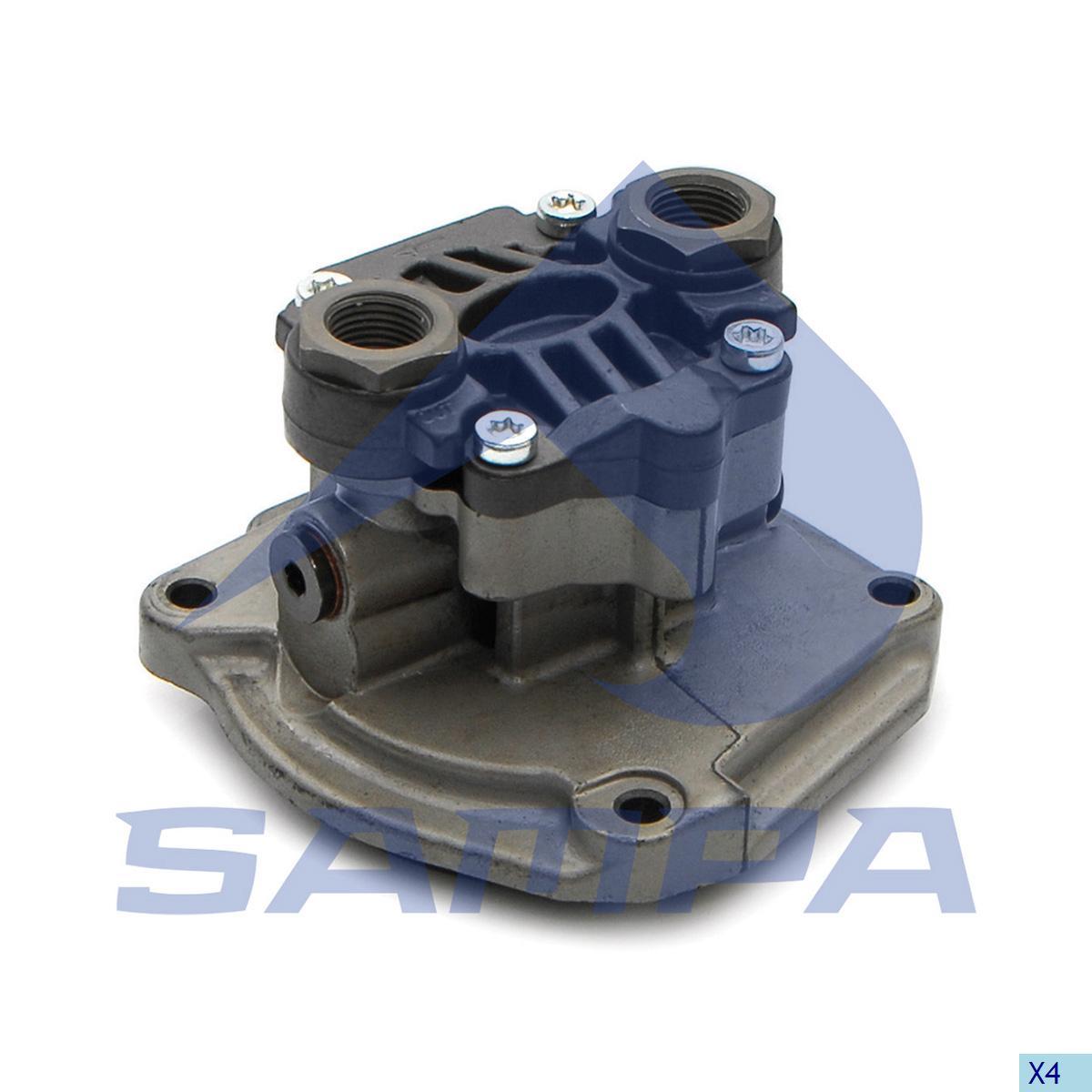 Feed Pump, R.V.I., Engine