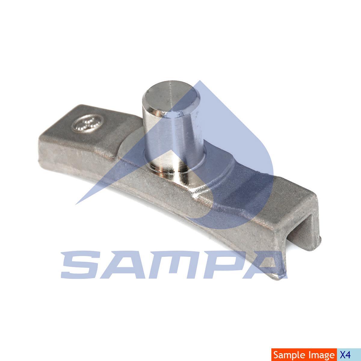Fork Sliding Block, Gear Selector Housing, R.V.I., Gear Box