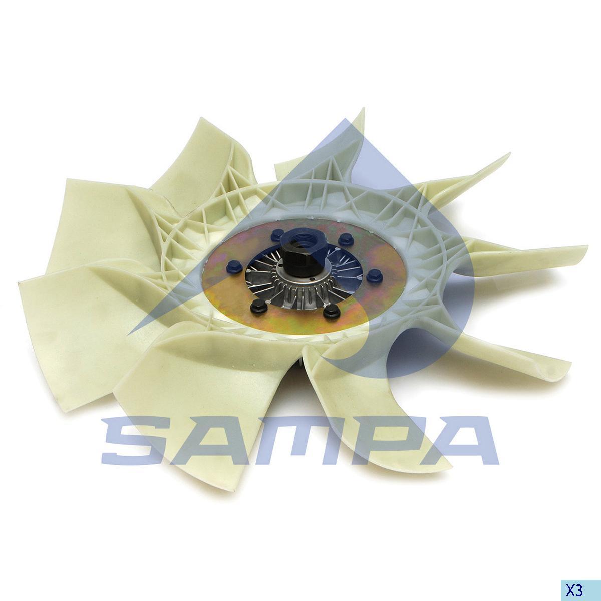 Visco Fan, R.V.I., Engine