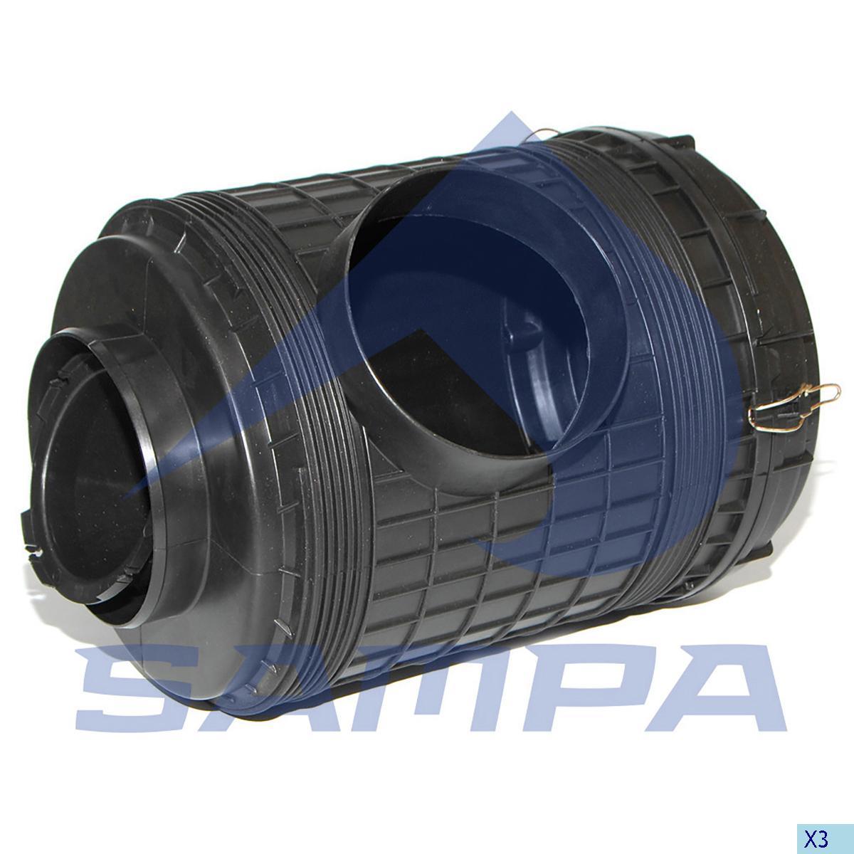 Housing, Air Filter, R.V.I., Engine
