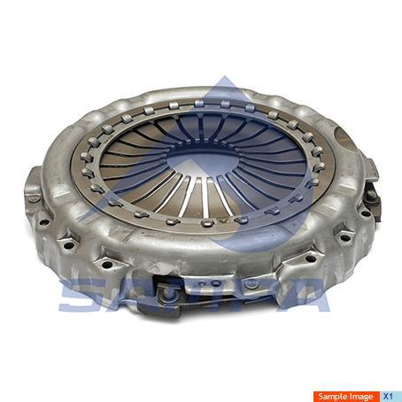 Pressure Plate, Clutch, R.V.I., Clutch