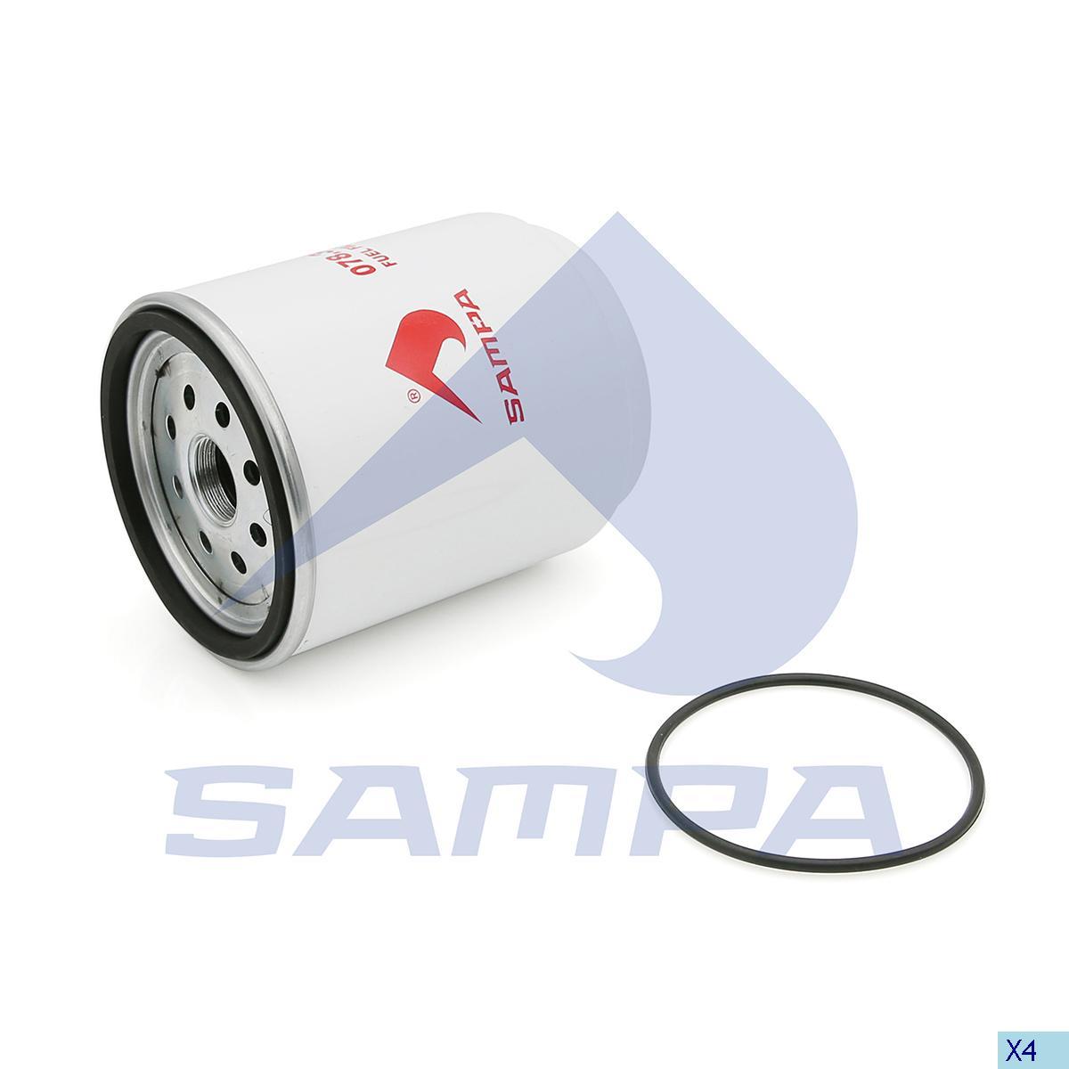 Fuel Filter, R.V.I., Engine