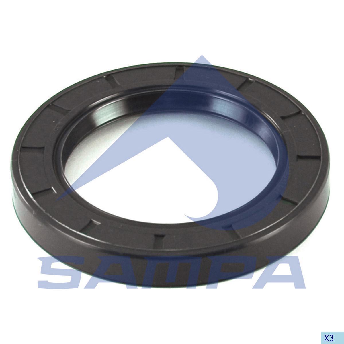 Seal Ring, Power Take Off, R.V.I., Gear Box