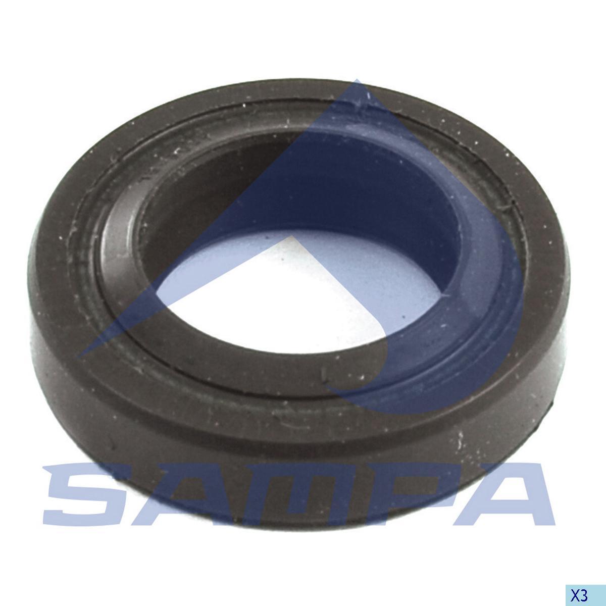 Seal Ring, Steering, R.V.I., Steering